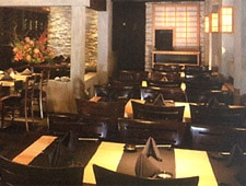 Dining Room at Sushi Roku, Santa Monica, CA