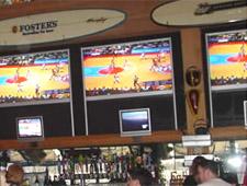 Tony P's Dockside Grill, Marina del Rey, CA
