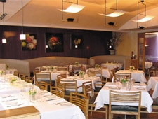 Dining Room at Vincenti Ristorante, Los Angeles, CA
