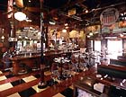 Dining room at King's Fish House, Long Beach, CA