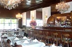 Dining Room at Mistral Restaurant, Sherman Oaks, CA