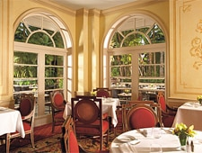 Dining room at THIS RESTAURANT IS CLOSED Gardens, Los Angeles, CA