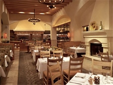 Dining Room at Napa Valley Grille, Los Angeles, CA