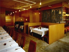 Dining Room at AMMO, Los Angeles, CA