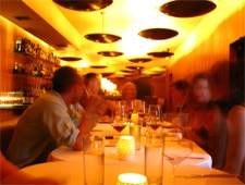 Dining Room at Jar, Los Angeles, CA