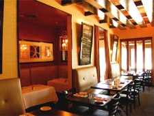 Dining room at THIS RESTAURANT HAS CHANGED NAMES MAX, Sherman Oaks, CA