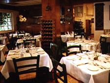 Dining Room at Il Ristorante di Giorgio Baldi, Santa Monica, CA