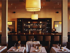 Dining room at THIS RESTAURANT HAS CHANGED LOCATIONS A.O.C., Los Angeles, CA