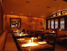 Dining room at Ma'Kai, Santa Monica, CA