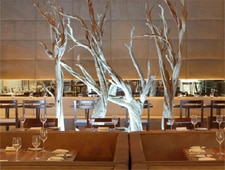 Dining Room at BOA Steakhouse, Santa Monica, CA
