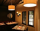 Dining Room at Taste, West Hollywood, CA