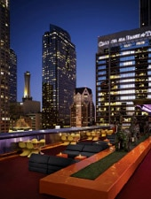 The Rooftop at The Standard, Downtown LA, Los Angeles, CA
