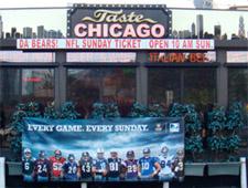 THIS RESTAURANT IS CLOSED Taste Chicago, Burbank, CA