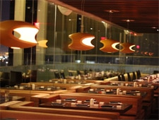 Dining Room at Takami Sushi & Robata Restaurant + Elevate Lounge, Los Angeles, CA