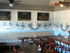 O P Cafe - Santa Monica, CA
