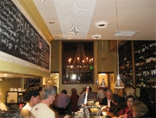 Dining room at Bar Pintxo, Santa Monica, CA