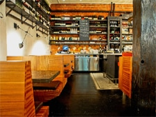 Dining Room at Terroni, Los Angeles, CA