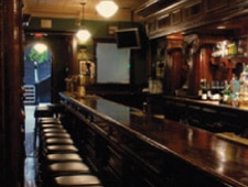 Dining Room at Casey's Irish Pub, Los Angeles, CA