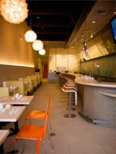 Dining Room at SUGARFISH, Marina del Rey, CA