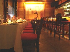 Dining Room at Osteria la Buca, Los Angeles, CA