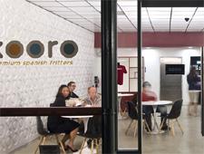 THIS RESTAURANT IS CLOSED Xooro, Santa Monica, CA