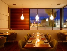 Dining Room at The Tasting Kitchen, Venice, CA
