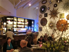 Dining Room at FIG, Santa Monica, CA