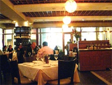 Dining room at Toscanova, Los Angeles, CA