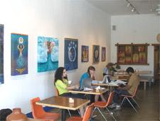 Café Bolívar, Santa Monica, CA