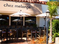 Dining Room at Chez Melange, Redondo Beach, CA
