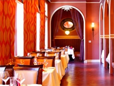 Dining Room at The Edge Restaurant & Lounge, Temecula, CA