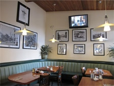 Dining Room at Patys, Toluca Lake, CA