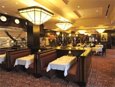 Dining Room at The Capital Grille, West Hollywood, CA