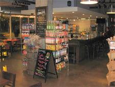 THIS RESTAURANT IS CLOSED L'Epicerie Market, Culver City, CA