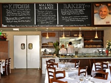 Dining Room at Maison Giraud, Pacific Palisades, CA