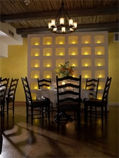 Dining room at Besito, Huntington, NY