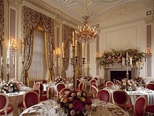 Dining room at The Ritz Restaurant, London, UK