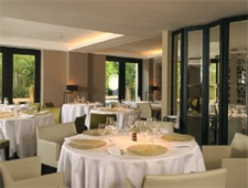 Dining Room at The Greenhouse, London,