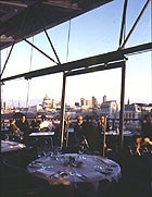Dining Room at Oxo Tower Restaurant Bar & Brasserie, London,