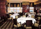 Dining room at THIS RESTAURANT IS CLOSED The Menu & The Grill Room at The Connaught, London, UK