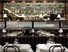 Dining room at Galvin - Bistrot de Luxe, London, UK