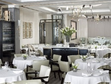 Dining Room at Murano, London,