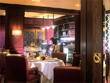 Dining room at THIS RESTAURANT HAS CHANGED NAMES Marcus Wareing at The Berkeley, London, UK