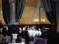 Dining room at Galvin La Chapelle, London, UK
