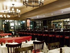 Dining Room at Dean Street Townhouse Dining Room, London,