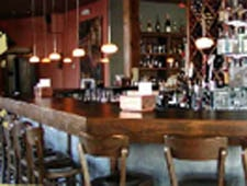 Dining room at Seviche, Louisville, KY