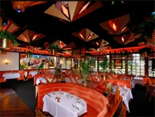 Dining Room at Jeff Ruby's Steakhouse, Louisville, KY