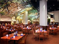Dining Room at America, Las Vegas, NV