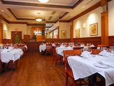 Dining Room at Gallagher