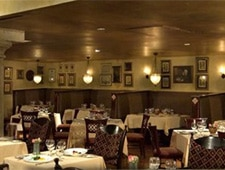 Dining room at Zeffirino, Las Vegas, NV